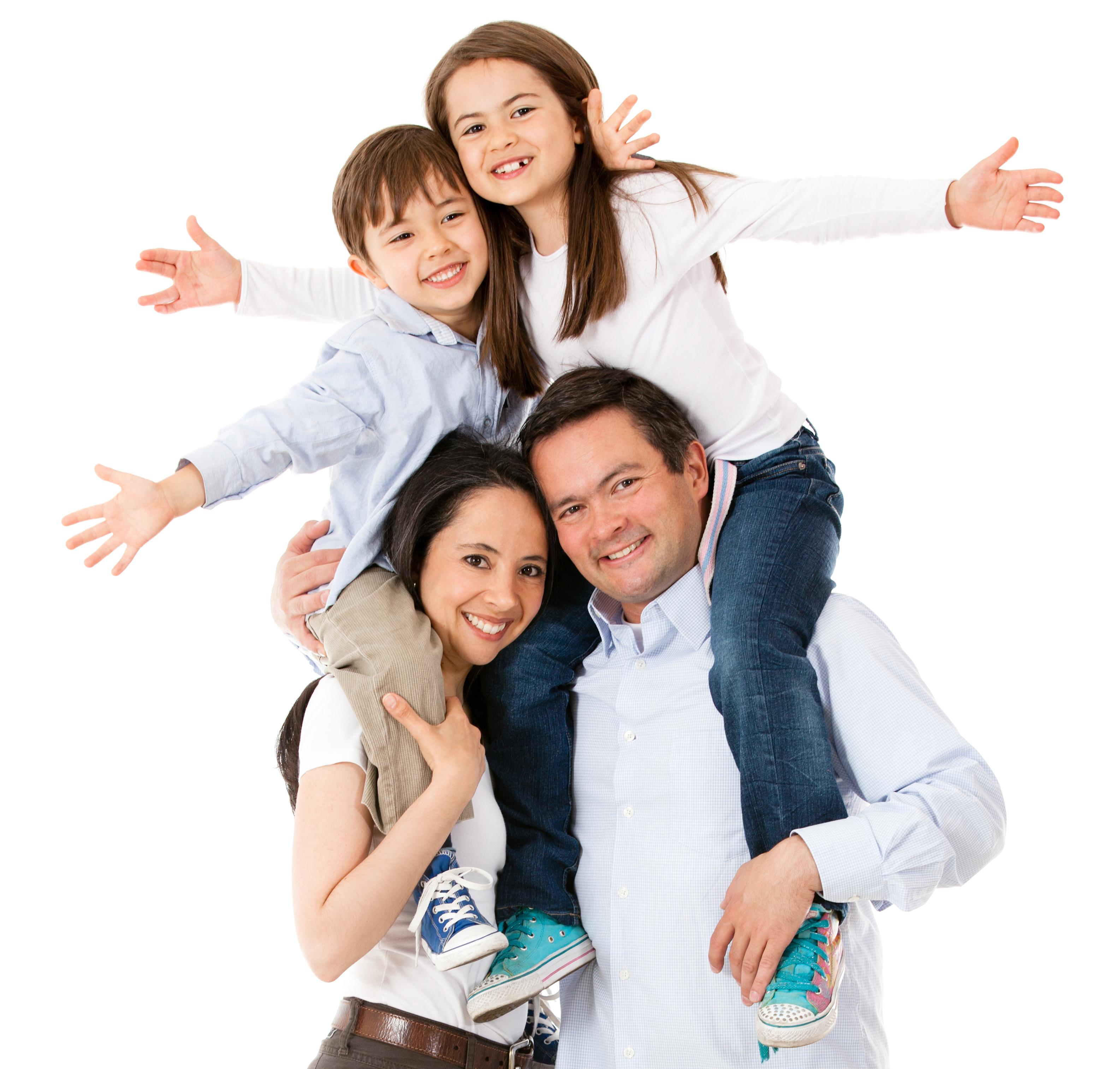 Счастливая семья картинки красивые без фона, свадьбу